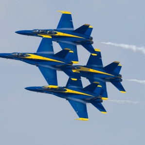 US Navy's Blue Angels // For more information: https://www.blueangels.navy.mil/